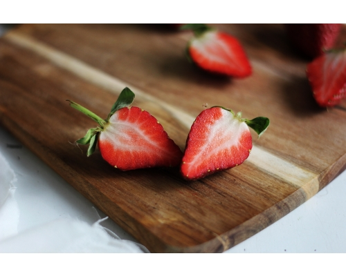 5 Savoury Ways to Enjoy Strawberries this Season