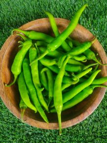 FRY CHILLIES