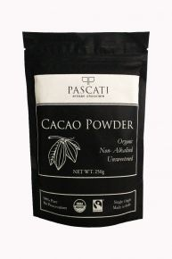 ORGANIC CACAO POWDER - 250 GM