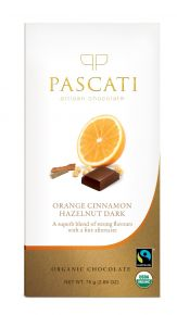 Orange Cinnamon Dark Chocolate