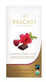 Raspberry Hibiscus Dark Chocolate