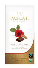 Rose Almond Dark Chocolate