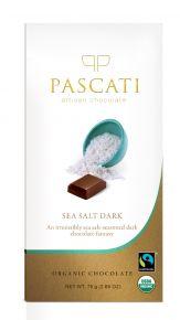 SEA SALT DARK CHOCOLATE -75GM