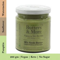 Mix Seed Butter - 200 Gms