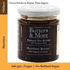 Hazelnut Butter - 200 Gms