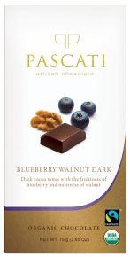 Blueberry Walnut Dark Chocolate